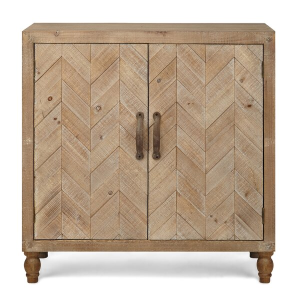 Galaz 2 Door Accent Cabinet by Bungalow Rose Bungalow Rose