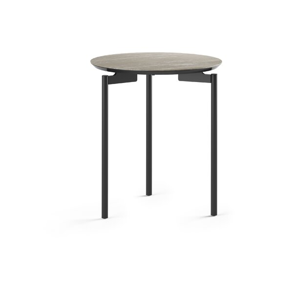 Radius Round End Table by BDI