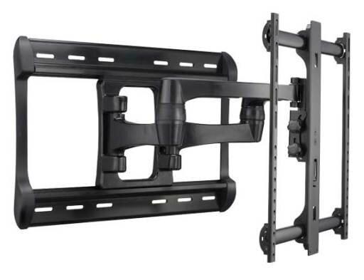 Full-Motion Swivel/Extending Arm Universal Wall Mount for 42-90 Flat Panel Screens by Sanus