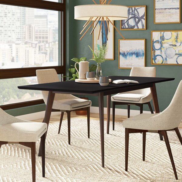Mcewen Butterfly Dining Table by Wrought Studio