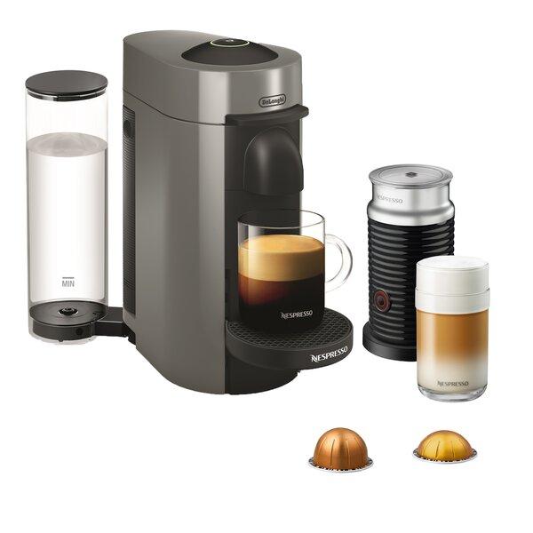 DeLonghi Nespresso Vertuo Plus Coffee and Espresso