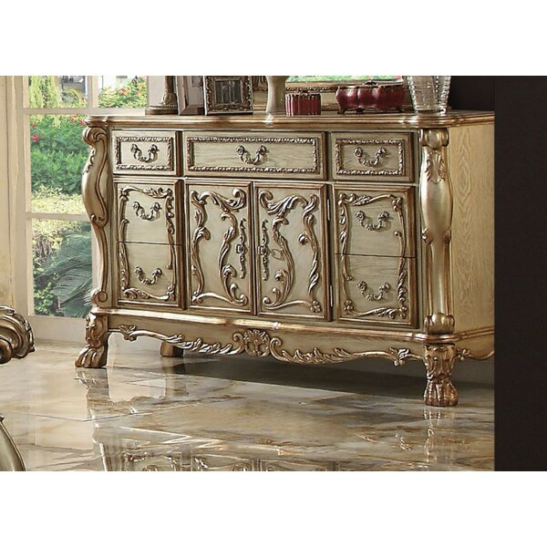 Dileo 7 Drawer Combo Dresser by Astoria Grand