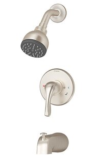 Read Reviews Origins Single Handle Tub and Shower Faucet By Symmons