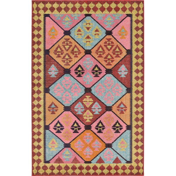 Broadway Area Rug by World Menagerie