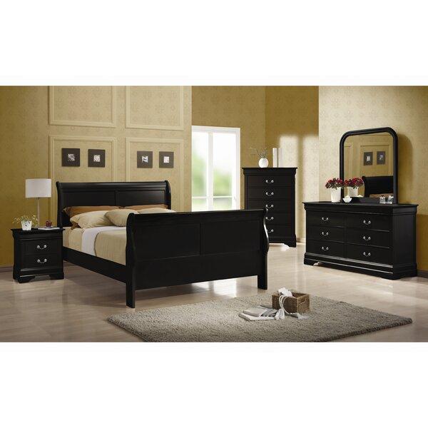 Northampton Panel Configurable Bedroom Set by Alcott Hill