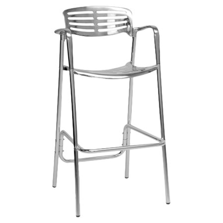 Baxton Studio 31.75 Bar Stool (Set of 2) by Wholesale Interiors