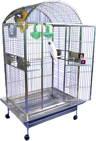 Large Dome Top Bird Cage by A&E Cage Co.