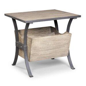 Magazine End Table by Fairfield Chair