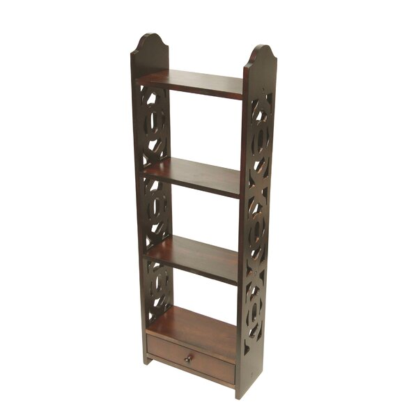 Carnation Etagere Bookcase by D-Art Collection