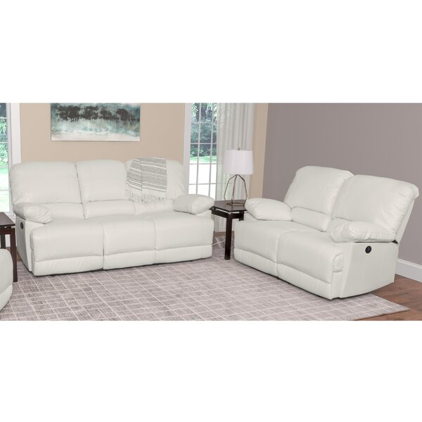 Coyer Reclining 2 Piece Living Room Set by Red Barrel Studio