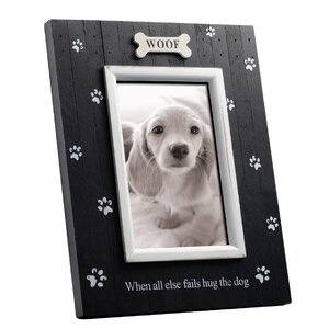 Dog Wall Picture Frame
