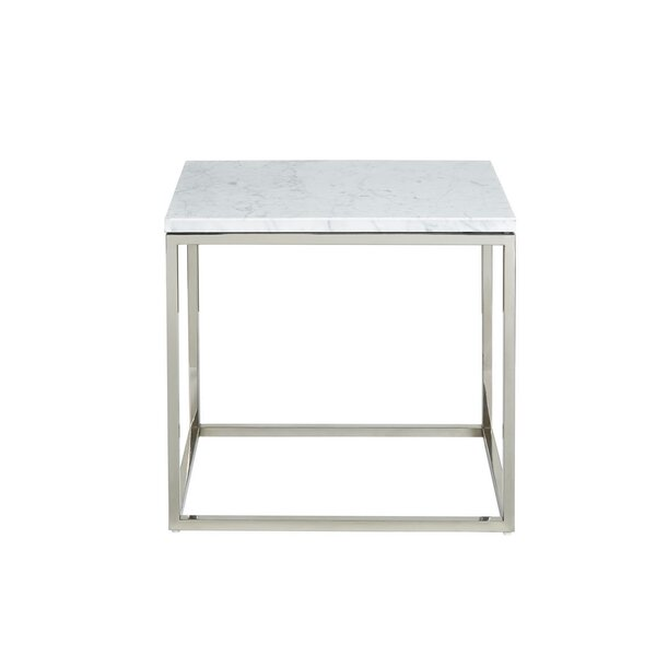 Louisa Rectangular End Table by Brayden Studio