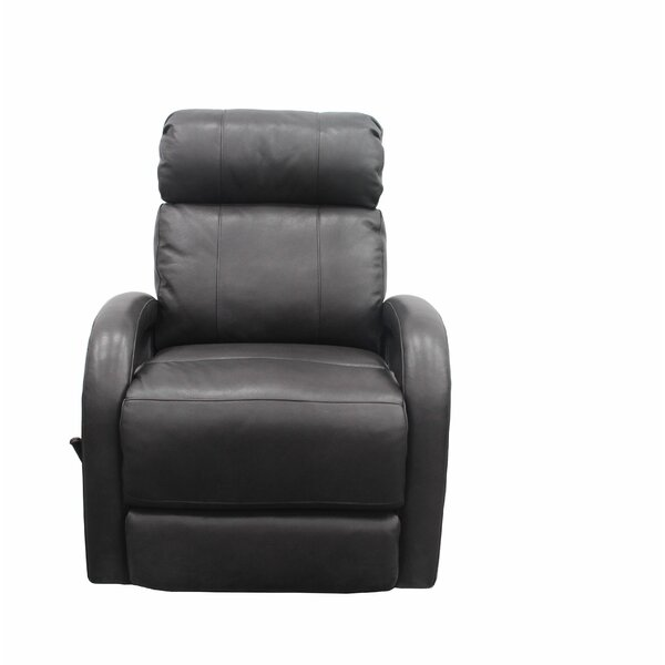 Rangel Leather Manual Glider Recliner W001918046