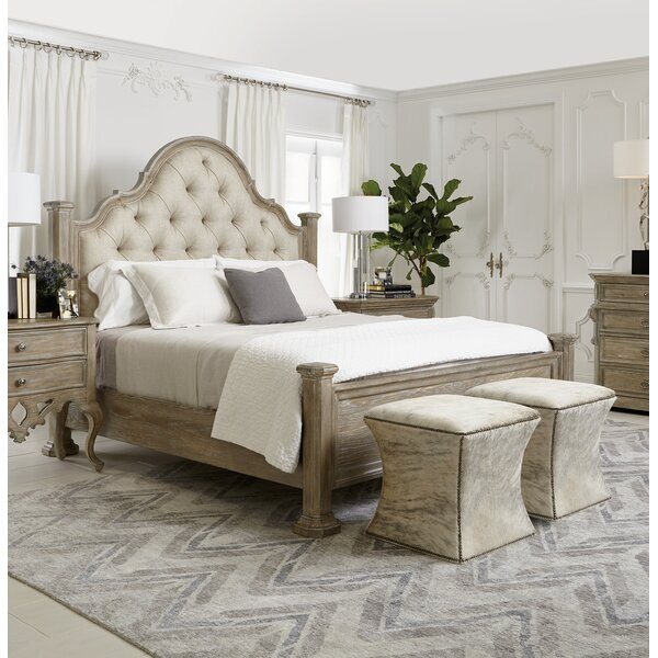 Campania Panel Configurable Bedroom Set by Bernhardt
