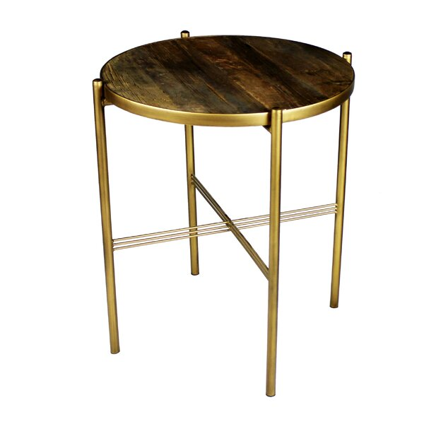 Emberly End Table by Ivy Bronx