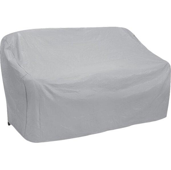 Wicker Patio Sofa Cover by Freeport Park