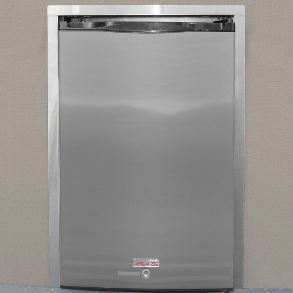 Refrigerator Trim Kit by Blaze Grills
