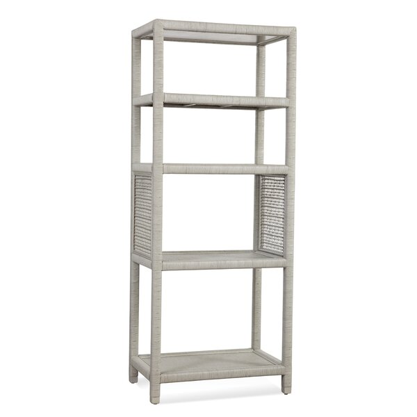 Pine Isle Etagere Bookcase By Braxton Culler