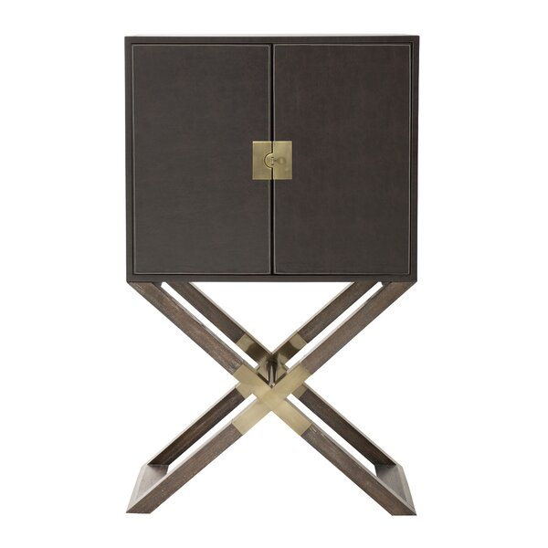 Clarendon Bar Cabinet by Bernhardt