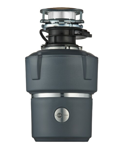 Evolution Cover Control Plus 3/4 HP Batch Feed Garbage Disposal (with Optional Power Cord) by InSinkErator