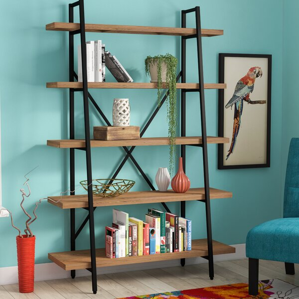 Champney Ladder Bookcase by Zipcode Design