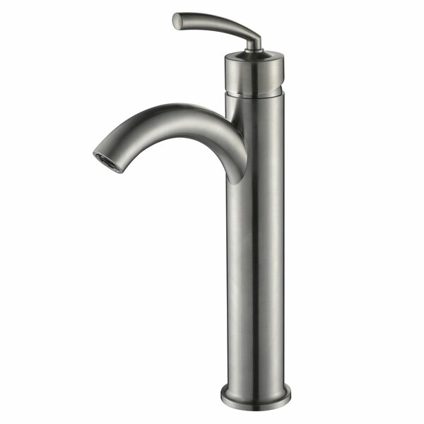 Bathroom Faucet with U Arched Spout by Elite