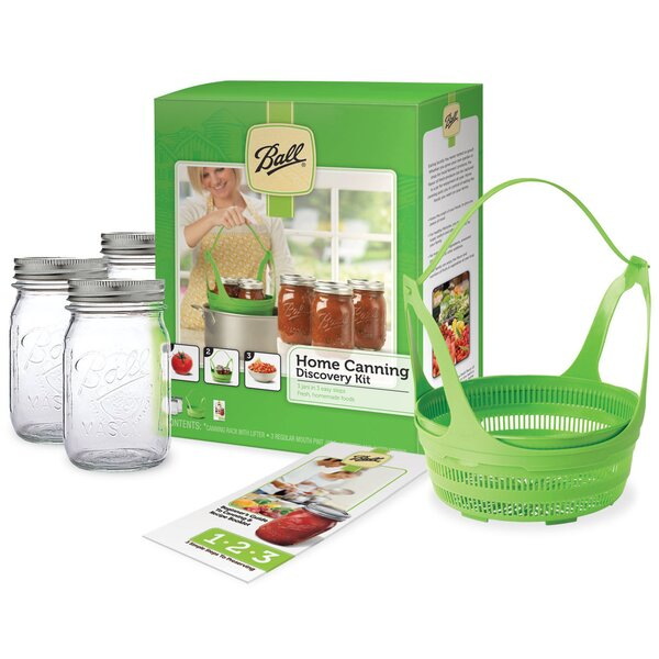 Home Canning Discovery Kit by Hearthmark