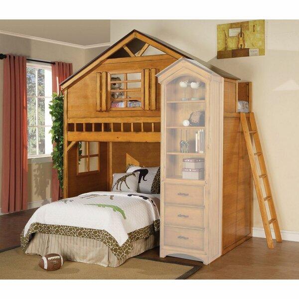 Gaiwan Tree House Twin Loft Bed