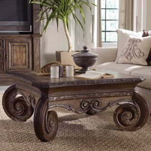 Shaina Coffee Table by Hooker Furniture