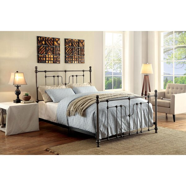 Marinette Panel Bed by Red Barrel Studio