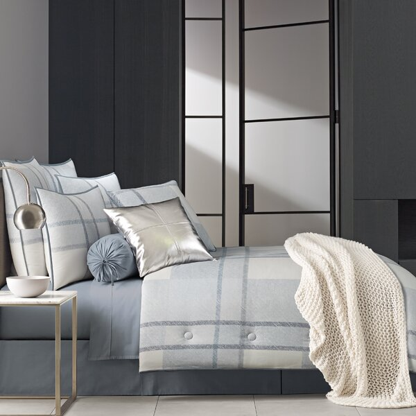 Strecker Reversible Comforter Set