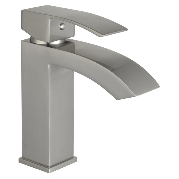 Marella Single Hole Bathroom Faucet by Eisen Home