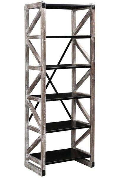 Wilkin Etagere Bookcase by Trent Austin Design