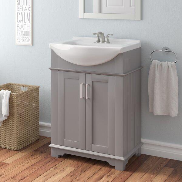 Itzhak 24 Single Bathroom Vanity Set by Willa Arlo Interiors