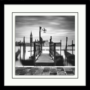 'Venice Dream II' Framed Photographic Print by Star Creations