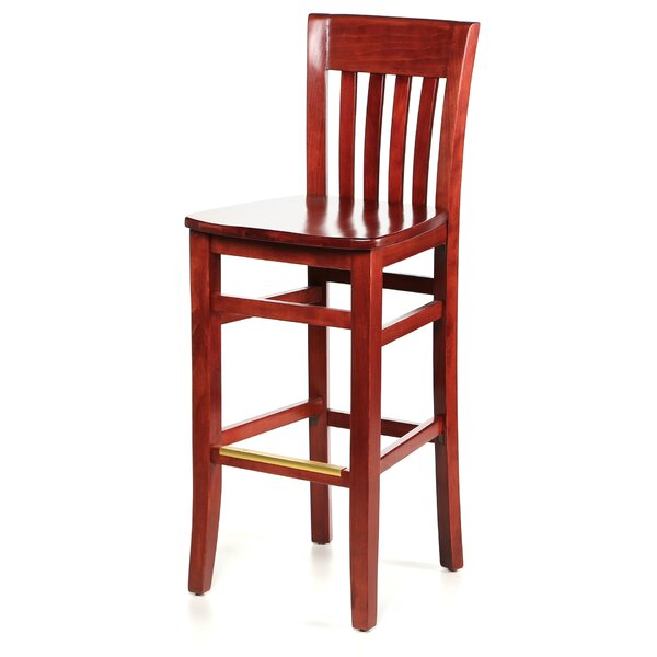 Abbottstown 30 Bar Stool by Darby Home Co