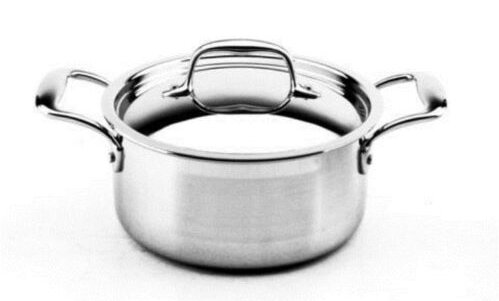 Leisure Man Aluminum Round Dutch Oven by Concord Cookware