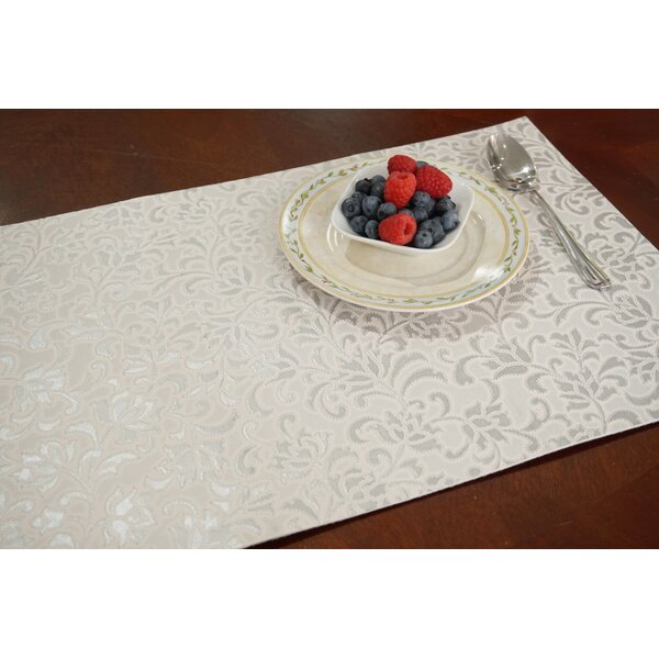Susan 18 Placemat (Set of 8) by Dainty Home