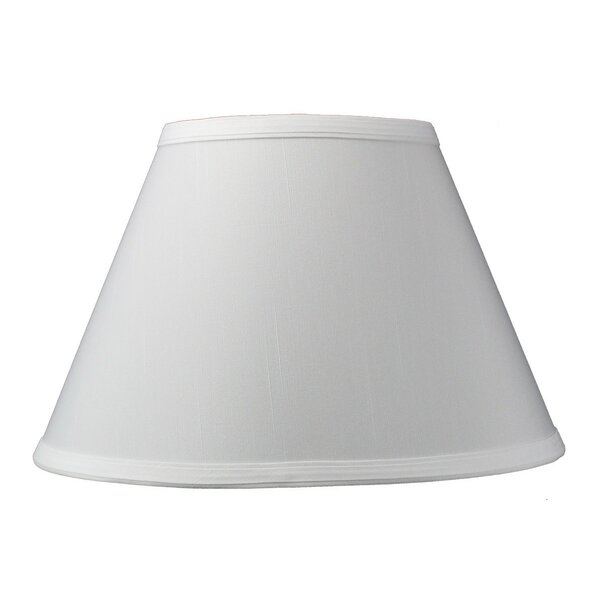 Modern Classics 12 Linen Empire Lamp Shade by Charlton Home