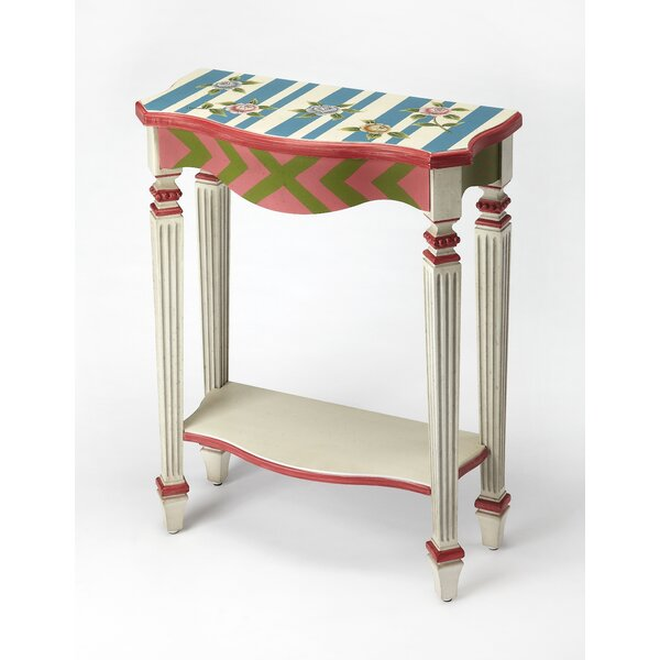 Serrano Alice in Wonderland Console Table by August Grove