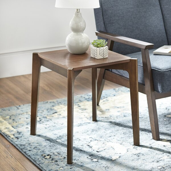 Gruber End Table by George Oliver