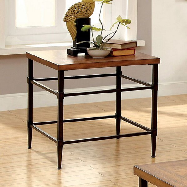 Colegrove End Table By Union Rustic