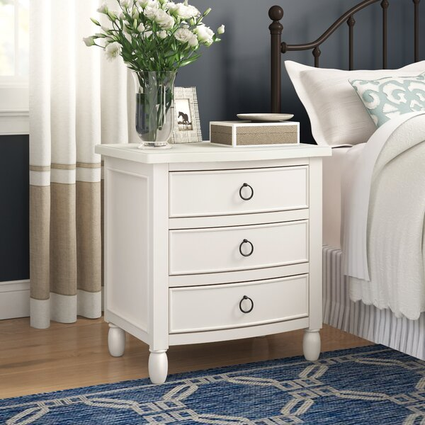 McGregor 3 Drawer Nightstand by Birch Lane™ Heritage