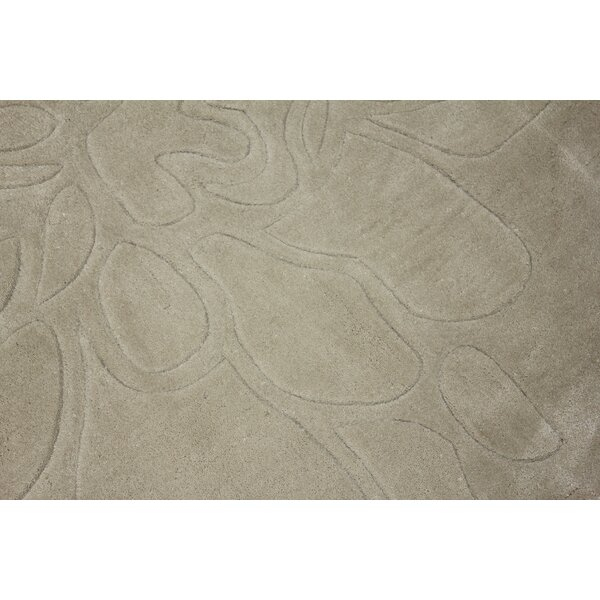 Transition Cream Area Rug by Rug Factory Plus