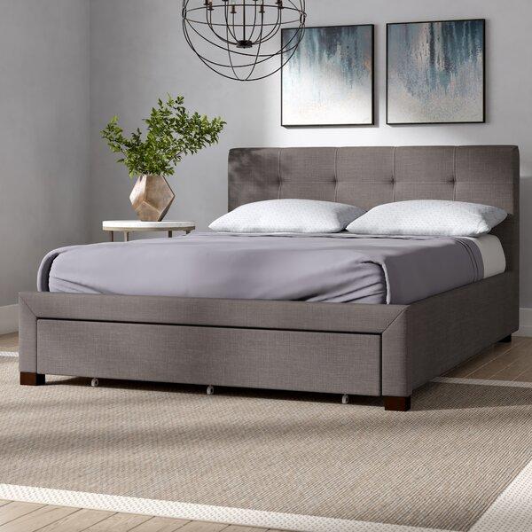 Reviews Mizuno Upholstered Storage Platform Bed By Latitude Run 2019 Coupon