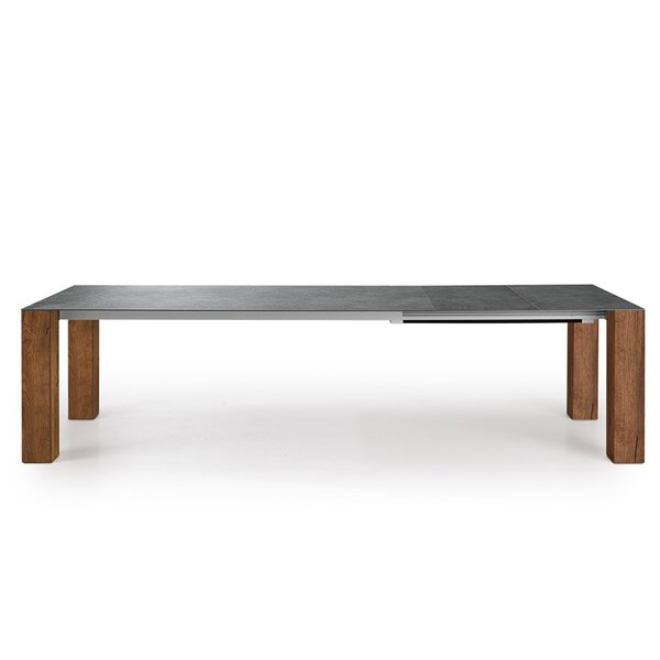 Grand Street Thin Extendable Dining Table by Brayden Studio