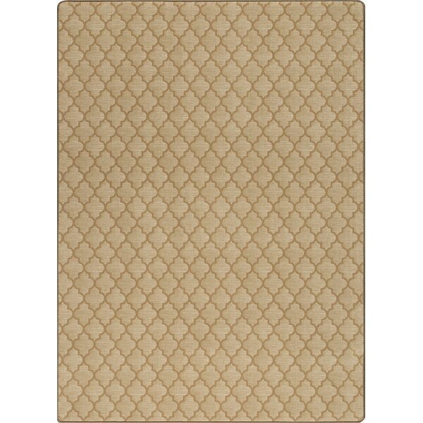 Tinsman Spice Area Rug by Charlton Home