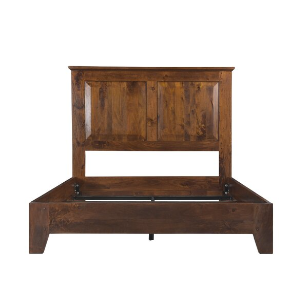 Best Design William Platform Bed By Loon Peak Today Sale Only