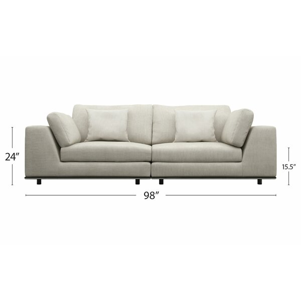 Syd Sofa by Orren Ellis