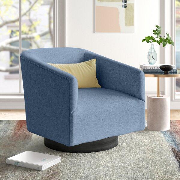 Chaplin Swivel Barrel Chair by Foundstone Foundstone™